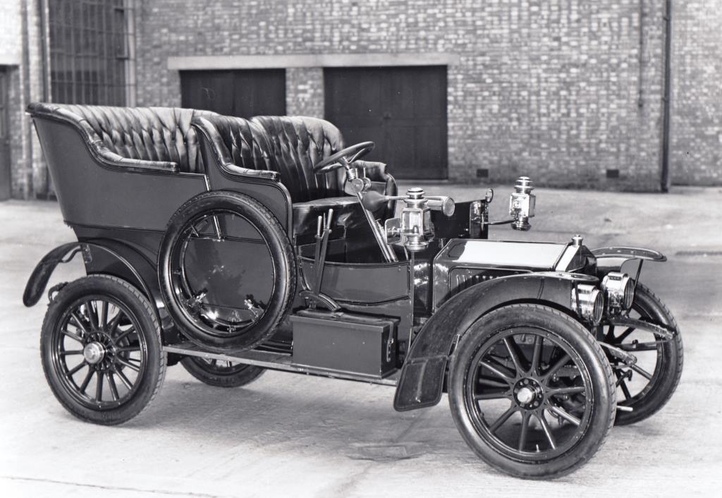 1905 Rolls-Royce 2 cylinder 10 Hp car