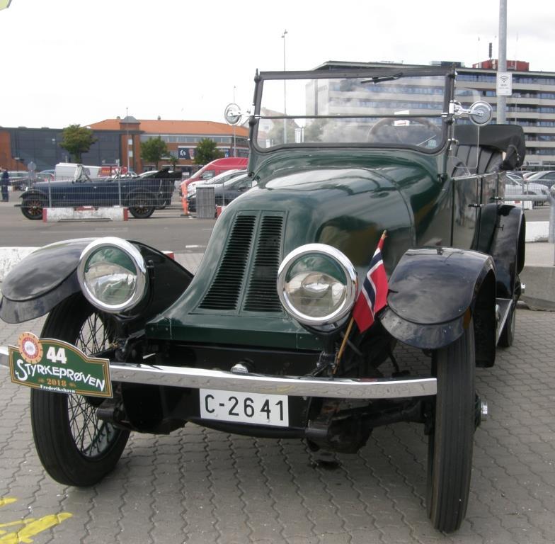 Franklin 9B 1919 111 - Kopi