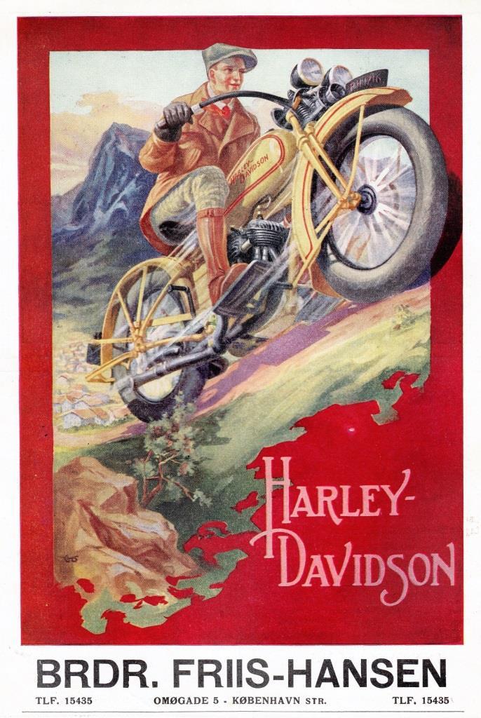 harley 1929 oktober
