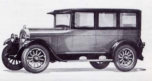 02 1925 Chrysler Four