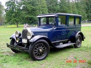 Chrysler 1925 Sedan