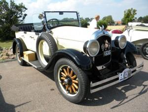 Chrysler 1925 fram