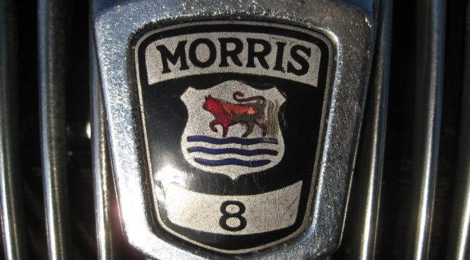 Morris 8 Serie E årgang 1948 …….