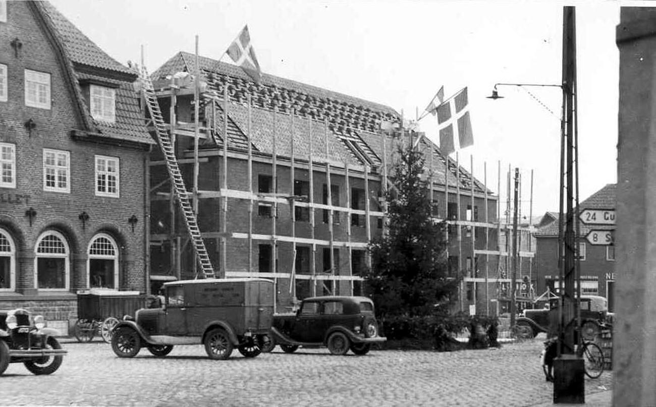 Torvet, Nov. 1950.