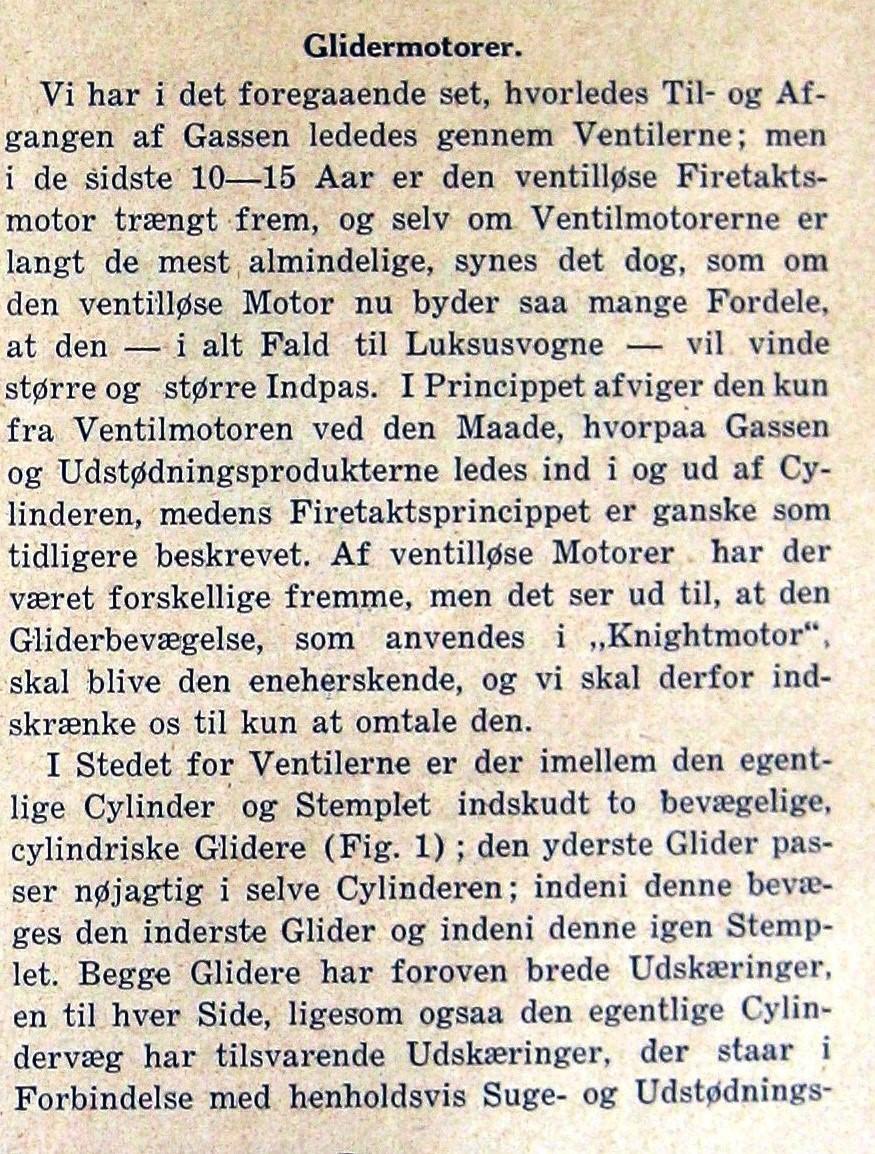 Glidermotor 1