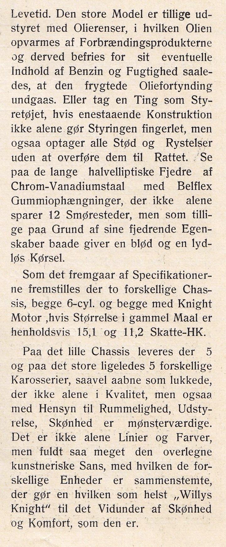 knight udstilling i FORUM i 1928 - Kopi