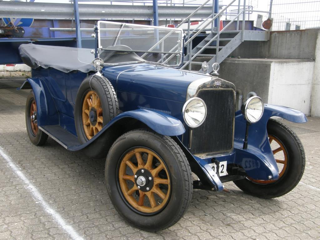 Ansaldo Italia 1922 120 - Kopi