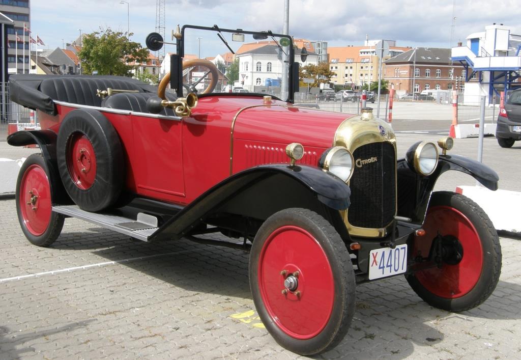 Citroen A 1920 122 - Kopi