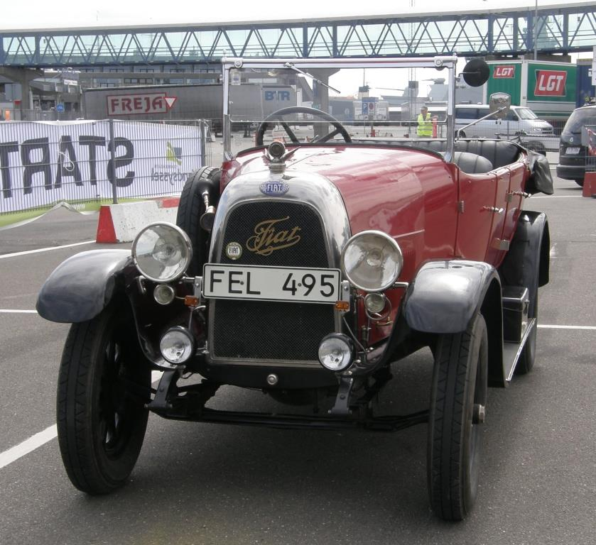 Fiat 501 1925 115 - Kopi