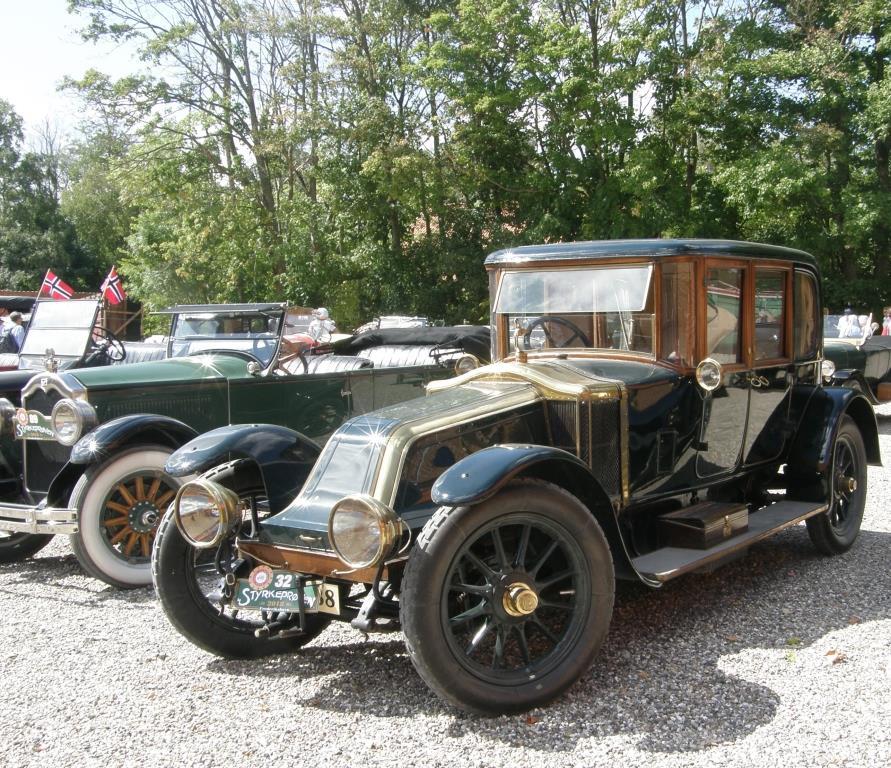 Renault ES 40 Hp 1914 161 - Kopi