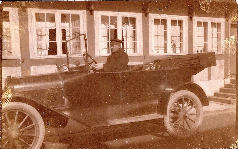 Eskild Hjorth 14 i sept. 1920