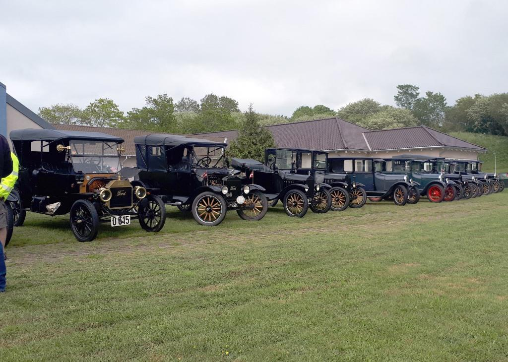 Henry og andre T Forder