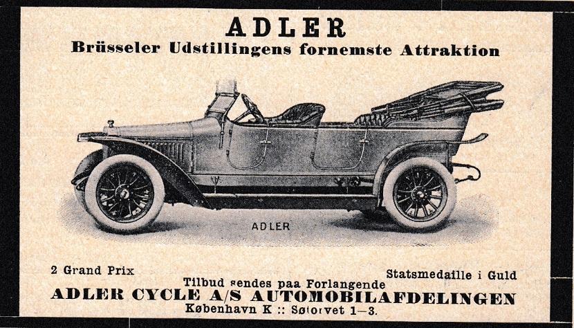 adler 1911